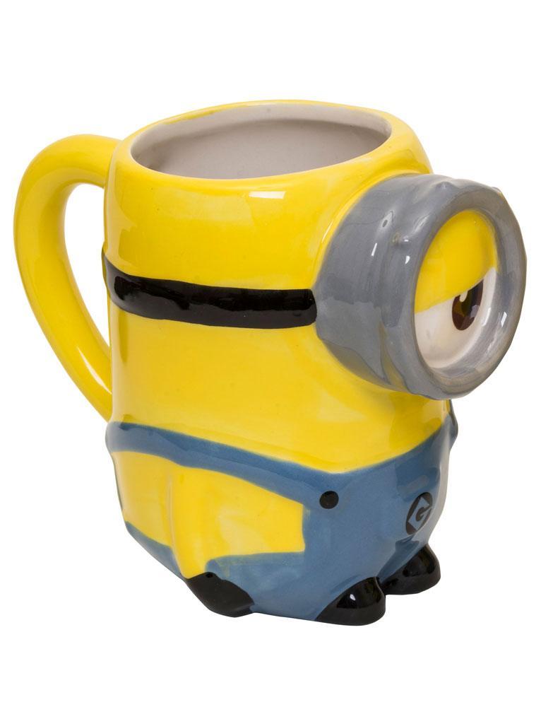 Despicable Me 3D Ceramic Mug Stuart