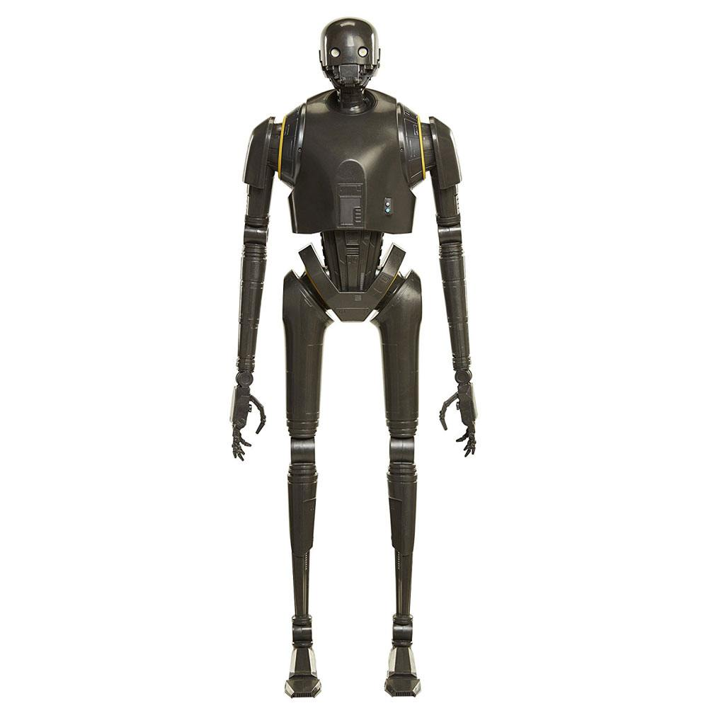 Star Wars Rogue One Giant Size Action Figure K-2SO 71 cm Case (4)