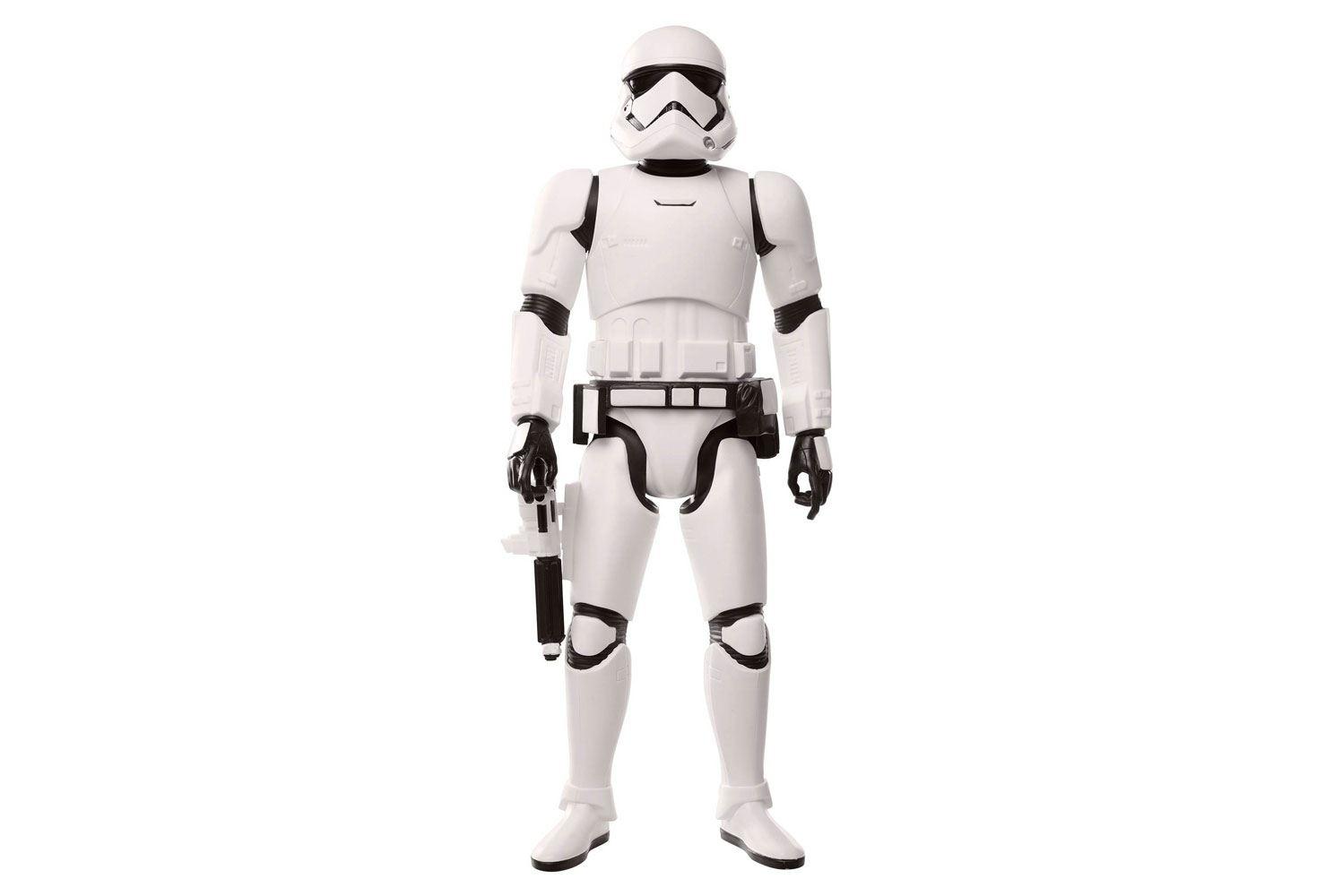 Star Wars Episode VIII Big Figs Action Figure First Order Stormtrooper 50 cm Case (6)