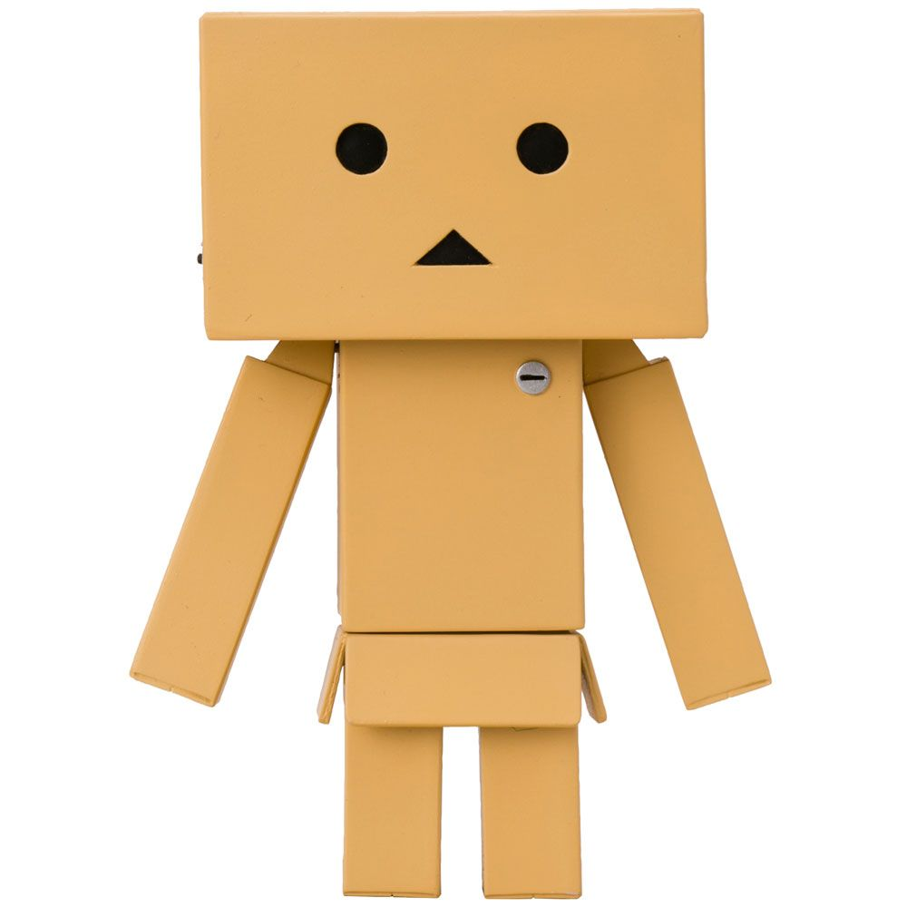 Yotsubato! Sofubi Toy Box 002 Soft Vinyl Action Figure Danboard 13 cm