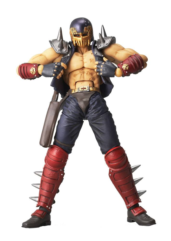 Fist of the North Star Action Figure Revoltech Yamaguchi LR-013 Jagi 15 cm
