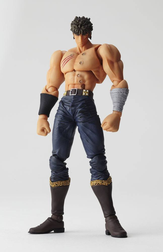 Fist of the North Star Action Figure Revoltech Yamaguchi LR-039 Kenshiro 15 cm