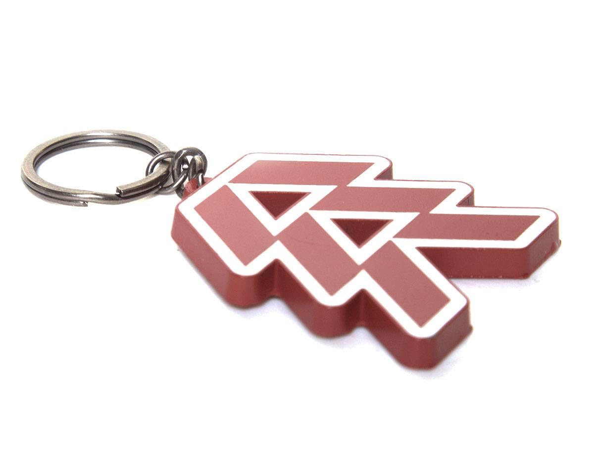Destiny Metal Key Ring Hunter