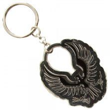Halo Metal Key Ring UNSC