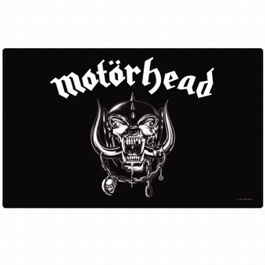 Motörhead Cutting Board Logo