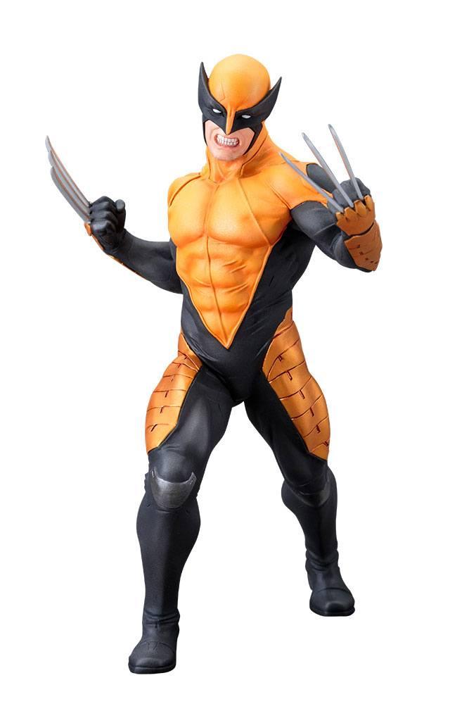 Marvel Now! ARTFX+ PVC Statue 1/10 Wolverine 19 cm