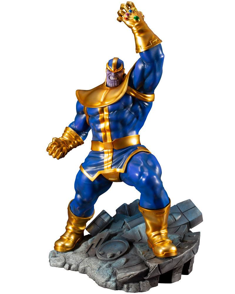Thanos Marvel Universe Avengers Series ARTFX PVC 1/10 Statue by Kotobukiya