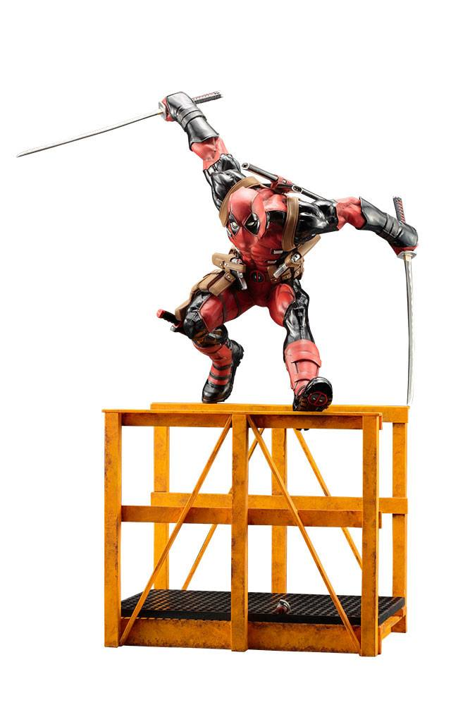 Super Deadpool Marvel Now ARTFX 1/6 Statue by Kotobukiya