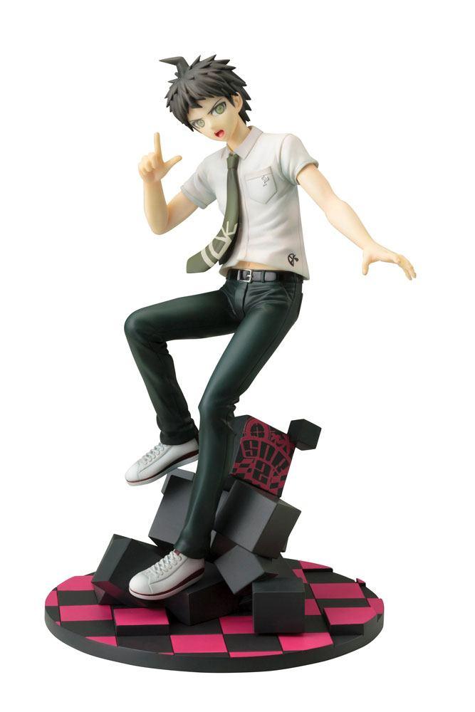 Super Danganronpa 2 ARTFX J Statue 1/8 Hajime Hinata 21 cm