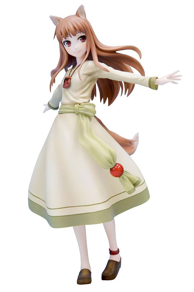 Spice and Wolf Ani Statue 1/8 Holo Renewal Package 20 cm