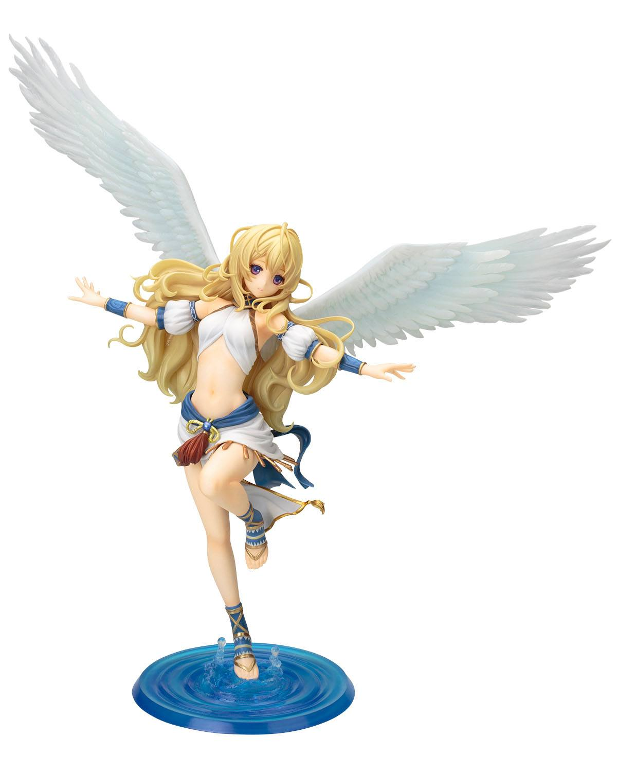 Breath of Fire 6 Guardians of the White Dragon PVC Statue 1/8 Nina 26 cm