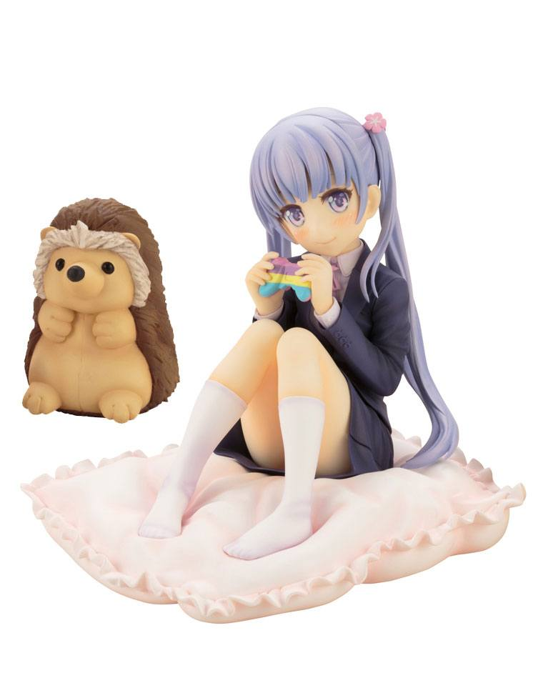 New Game! PVC Statue 1/8 Aoba Suzukaze 10 cm