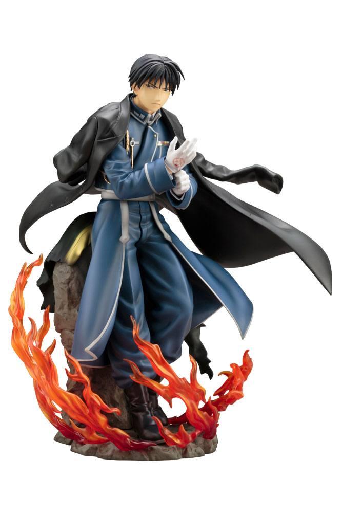 Fullmetal Alchemist Brotherhood ARTFXJ Statue 1/8 Roy Mustang 23 cm