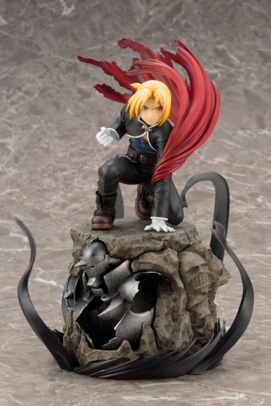 Fullmetal Alchemist Brotherhood ARTFXJ Statue 1/8 Edward Elric DX Version 24 cm