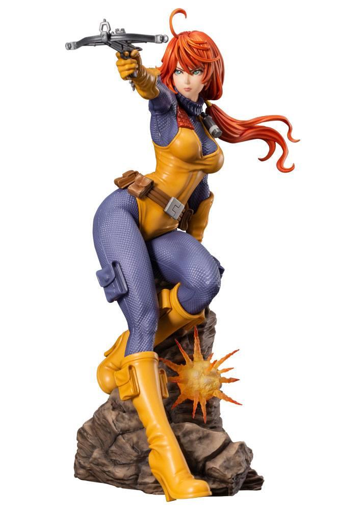 Scarlett G.I. Joe Bishoujo PVC 1/7 Statue by Kotobukiya