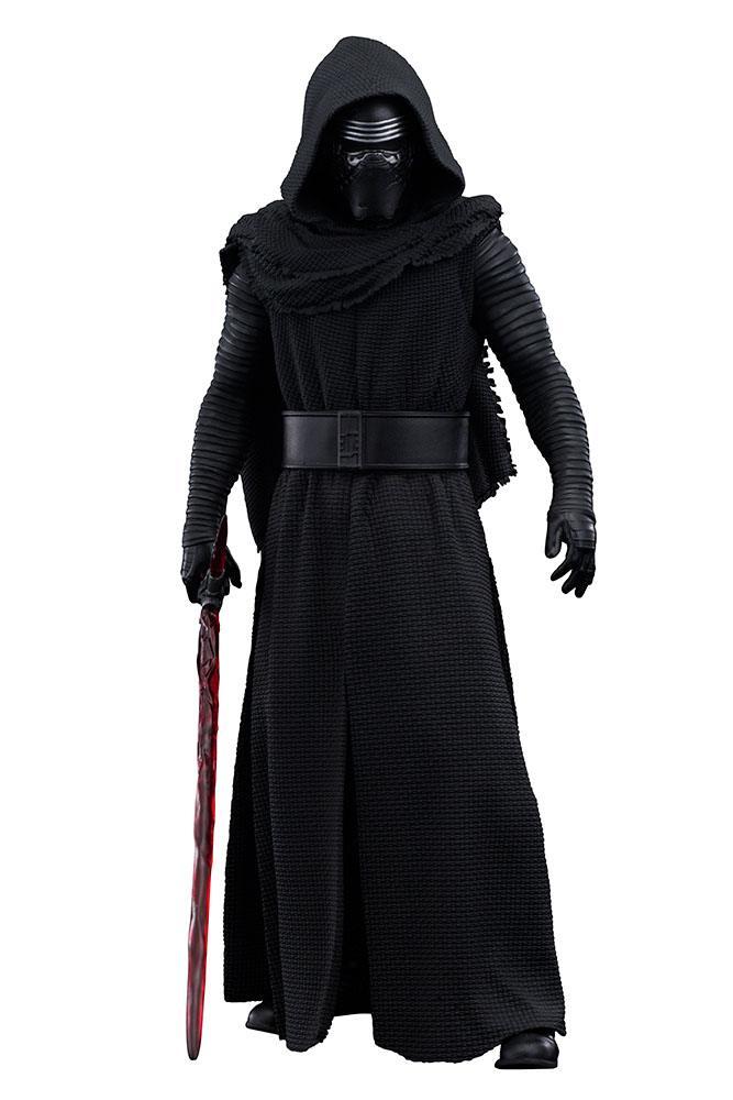 Star Wars Episode VII ARTFX+ PVC Statue 1/10 Kylo Ren 19 cm