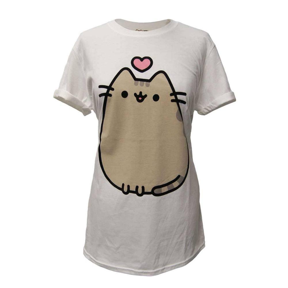 Pusheen Ladies T-Shirt Too Cute Size S