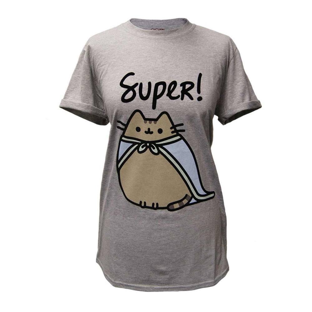 Pusheen Ladies T-Shirt Super Size L
