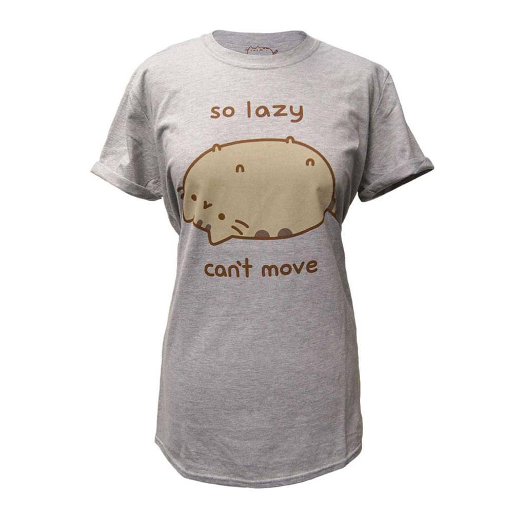 Pusheen Ladies T-Shirt So Lazy Size S