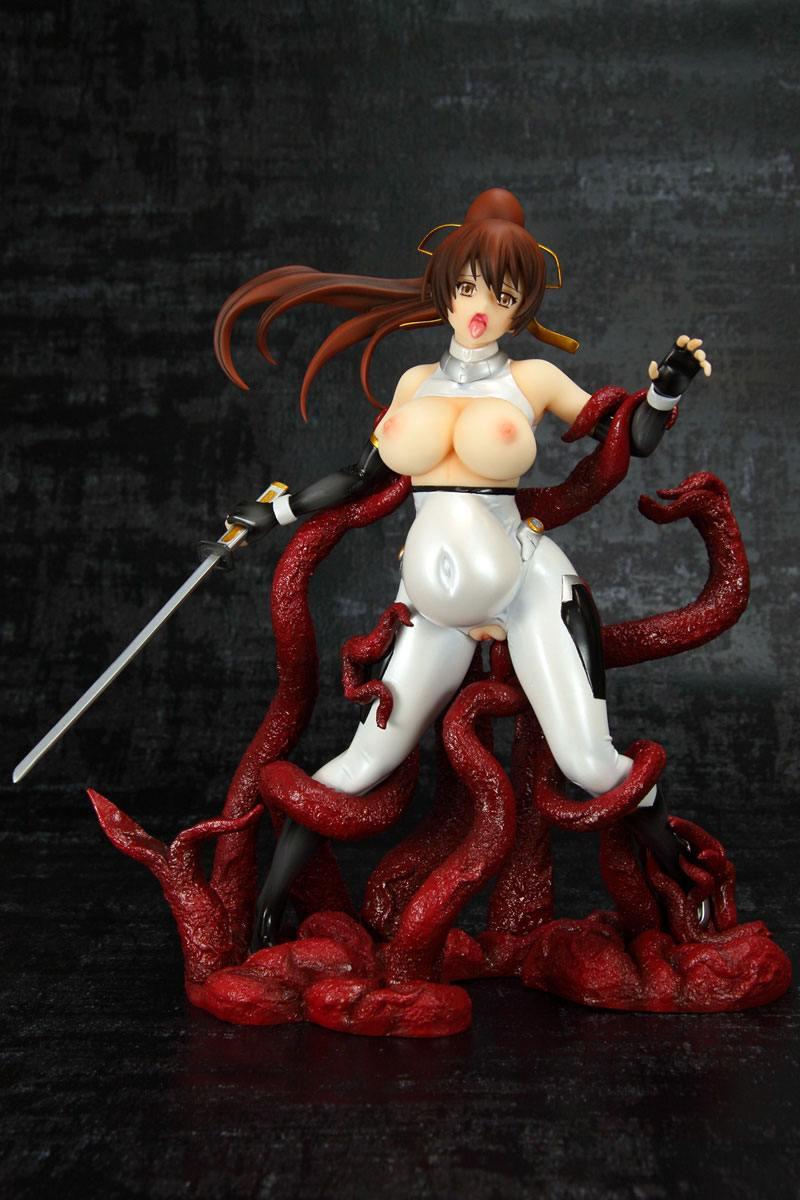 Hentai Series Vol. 4 Statue 1/7 Ninja Hotaru Pregnant Ver. 24 cm