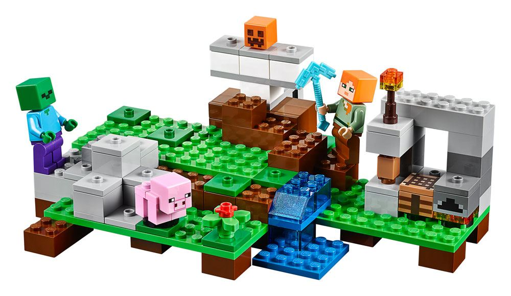 LEGO® Minecraft™ The Iron Golem