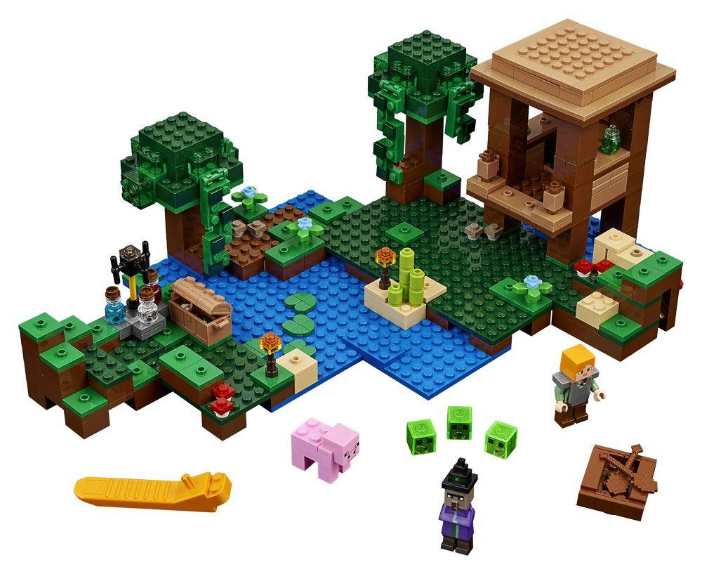 LEGO® Minecraft™ The Witch Hut