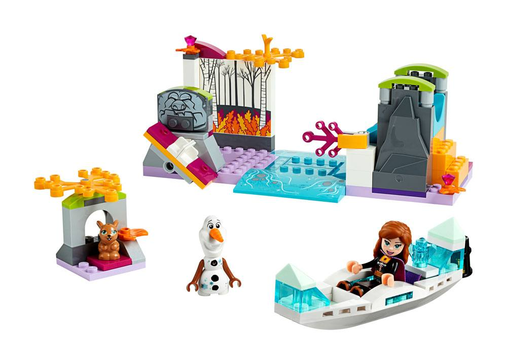 LEGO® Disney: Frozen II - Anna's Canoe Expedition --- DAMAGED PACKAGING