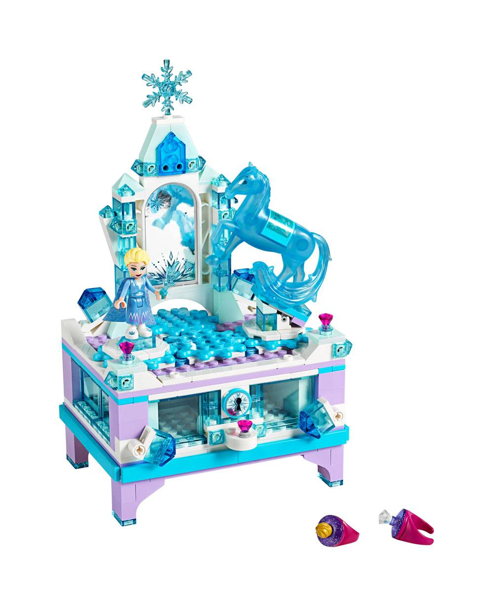 LEGO® Disney: Frozen II - Elsa's Jewellery Box Creation --- DAMAGED PACKAGING