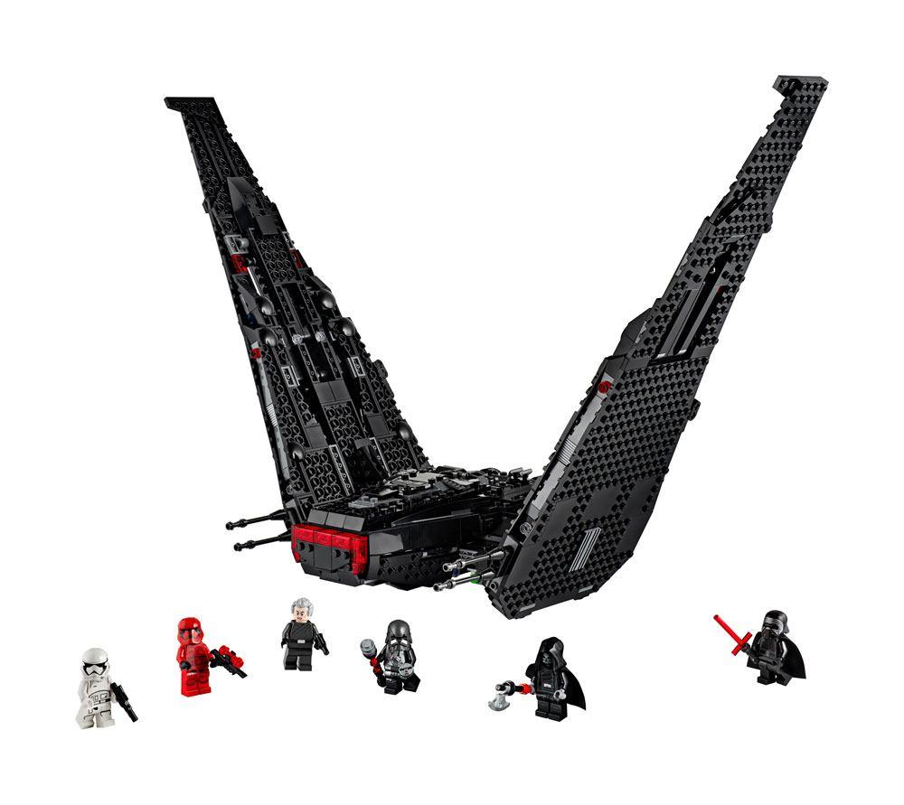 LEGO® Star Wars™ Episode IX - Kylo Ren's Shuttle™ --- DAMAGED PACKAGING