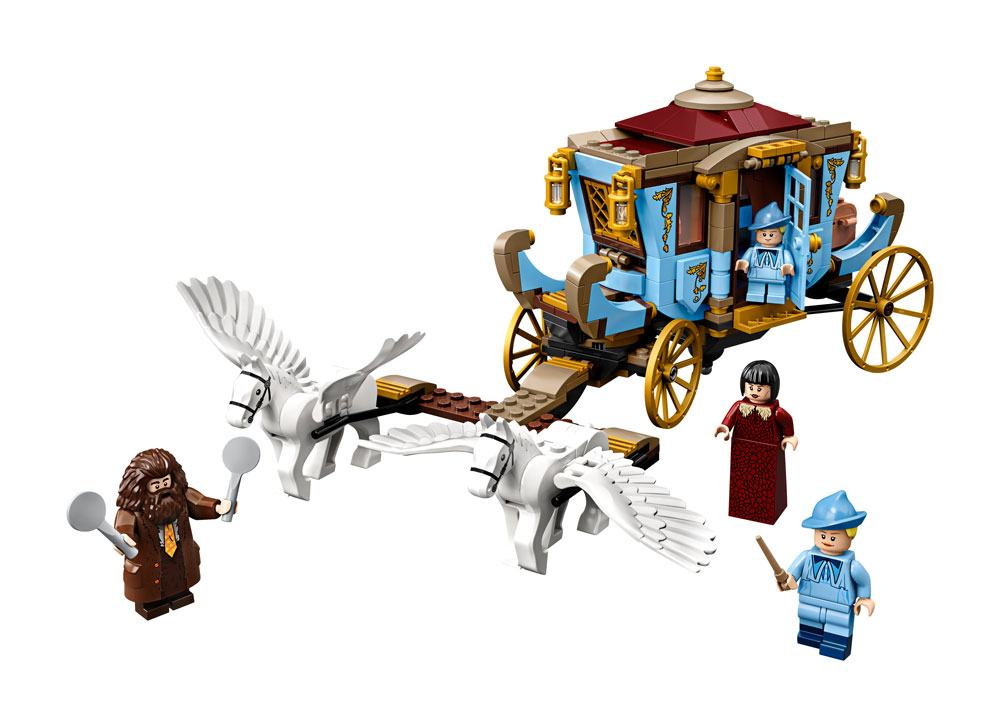 LEGO® Harry Potter™ - Beauxbatons' Carriage: Arrival at Hogwarts™
