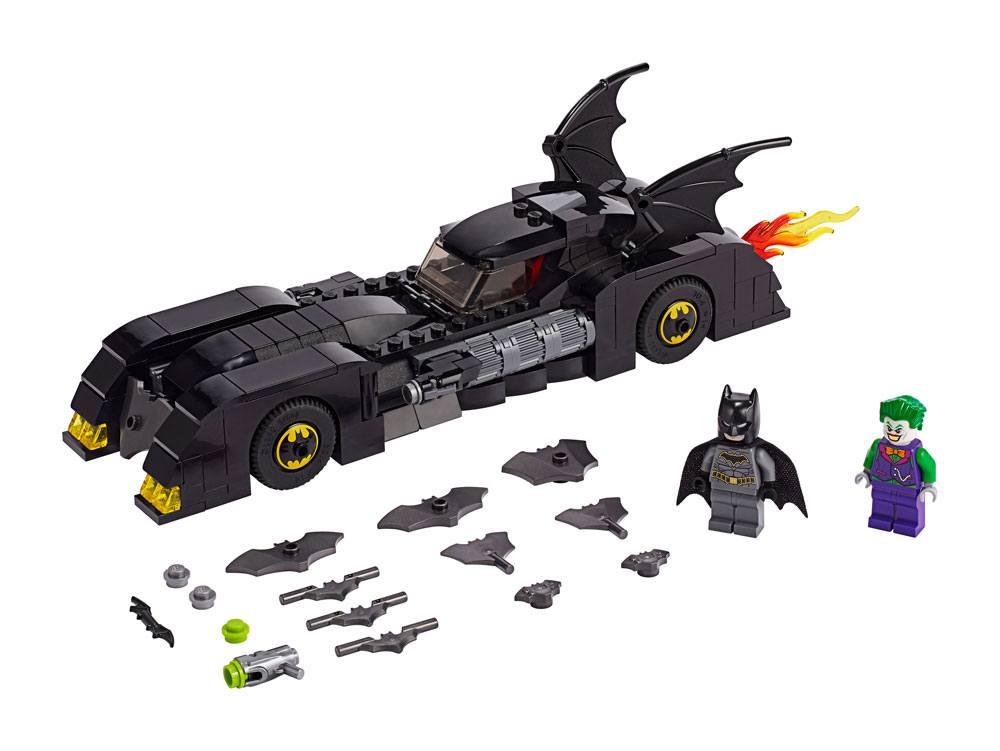 LEGO® DC Universe Super Heroes™ - Batmobile™: Pursuit of The Joker™ --- DAMAGED PACKAGING