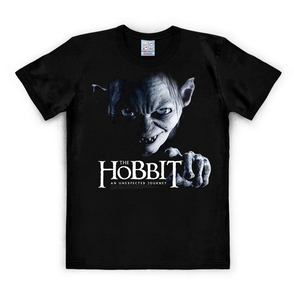 Hobbit T-Shirt Sméagol Size L