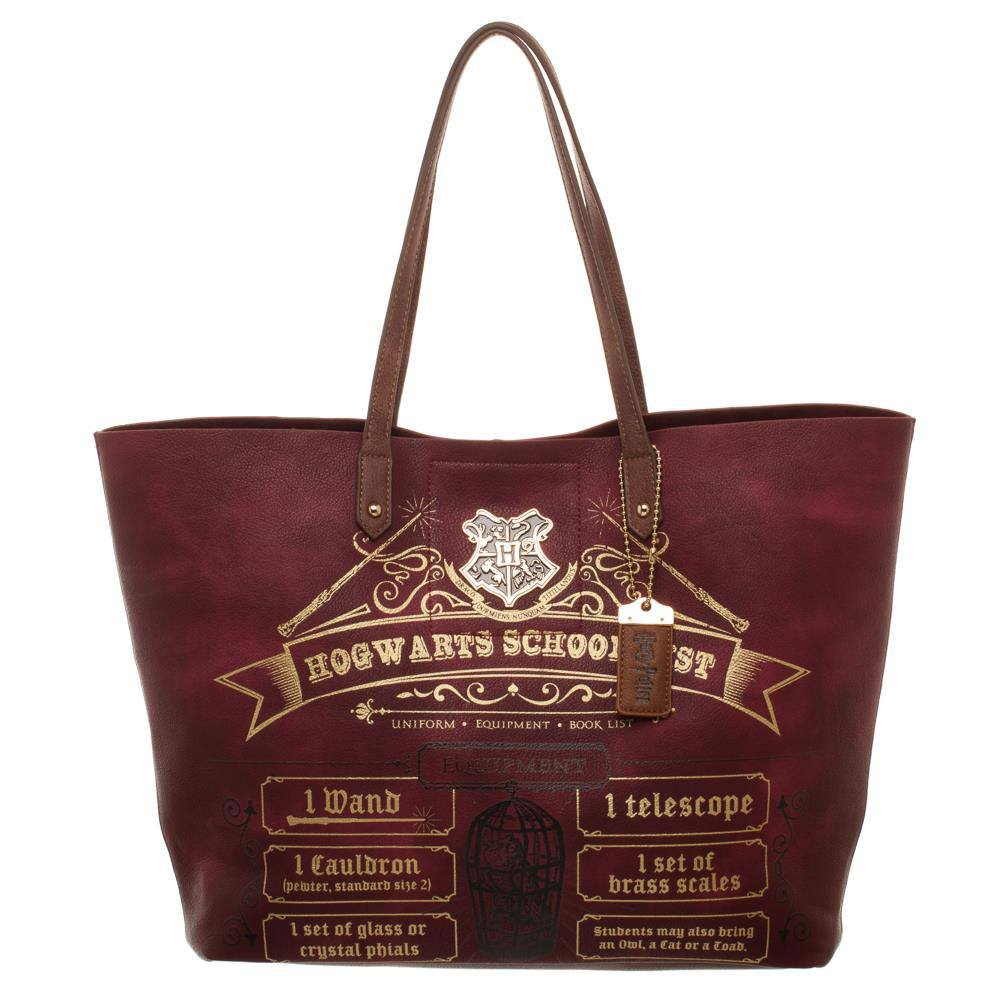 Harry Potter Shopping Bag Hogwarts School List
