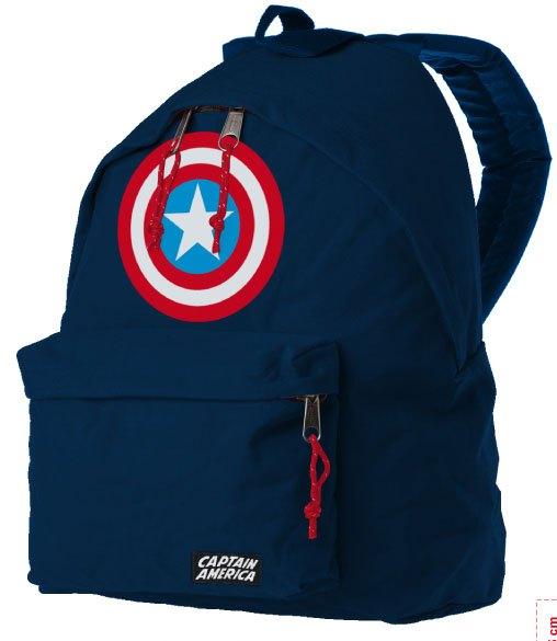 Captain America Backpack Captain America Logo
