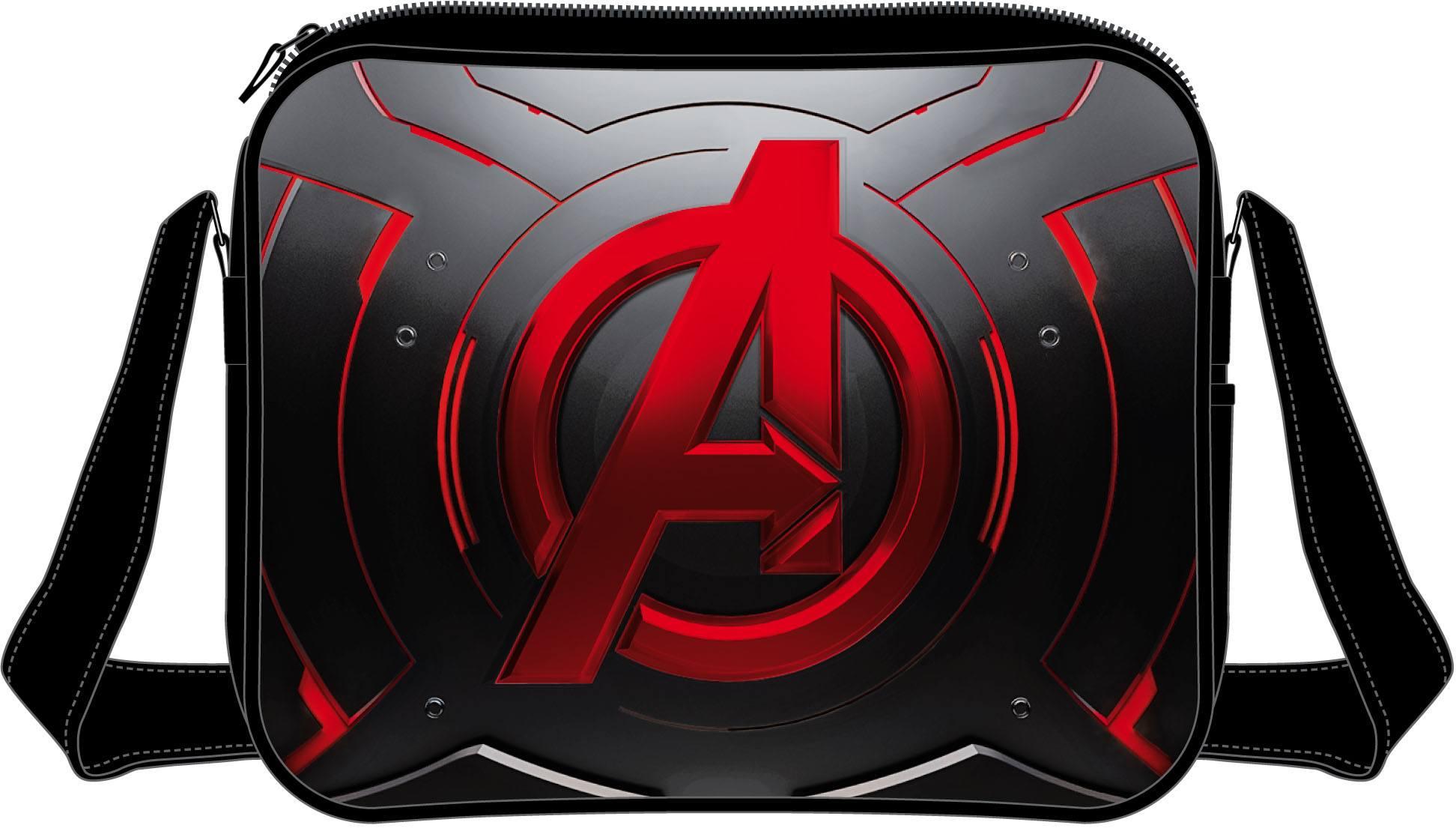 The Avengers Shoulder Bag Avengers Logo