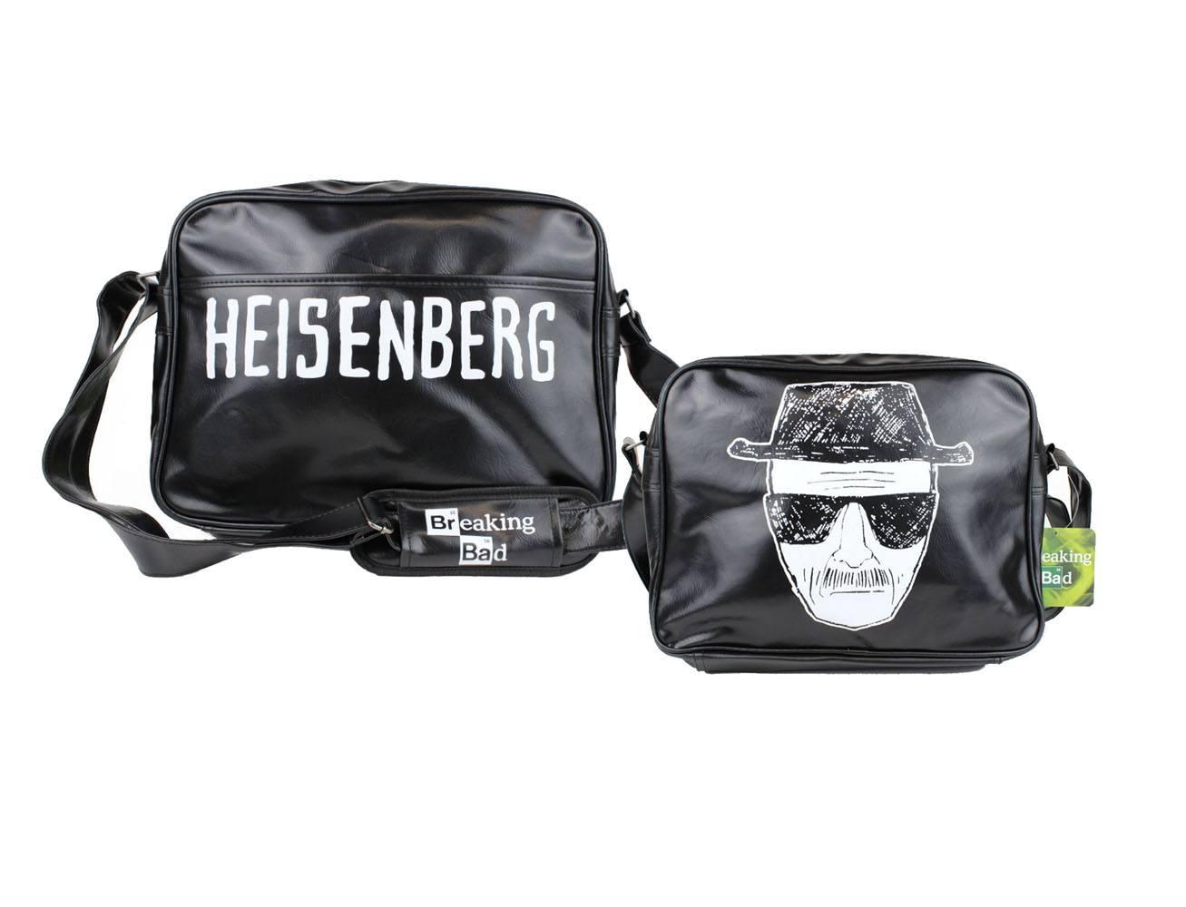 Breaking Bad Shoulder Bag Heisenberg Sketch Head