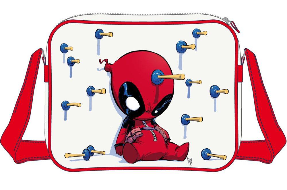 Deadpool Shoulder Bag Plumber
