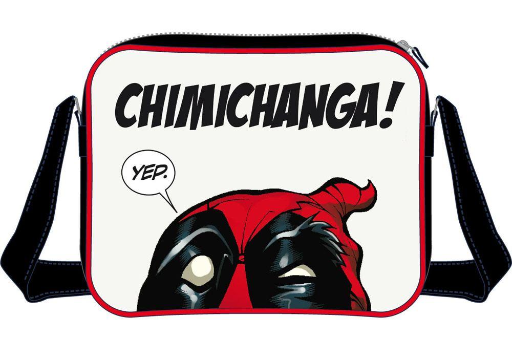 Deadpool Shoulder Bag Chimichanga