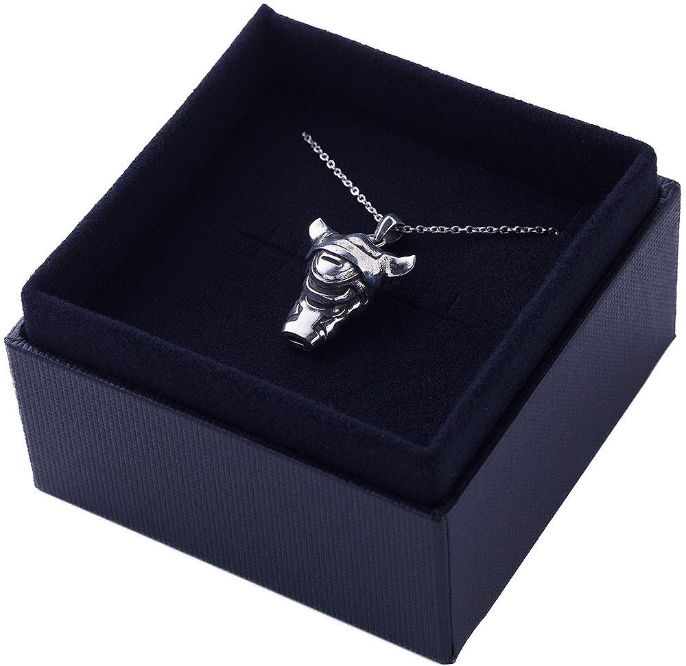 Made in Abyss Necklace & Charm The Unmovable Sovereign - White Whistle (Sterling Silver)