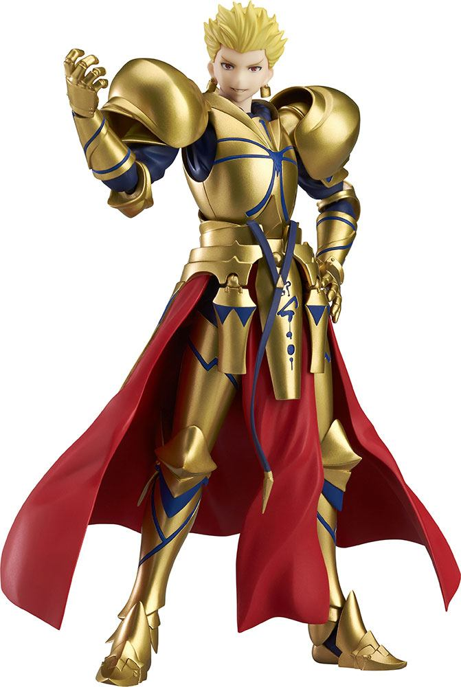 Fate/Grand Order Figma Action Figure Archer/Gilgamesh 16 cm
