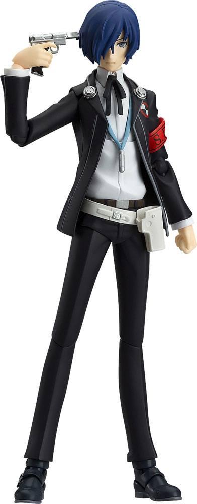 Persona 3 The Movie Figma Action Figure Makoto Yuki 14 cm