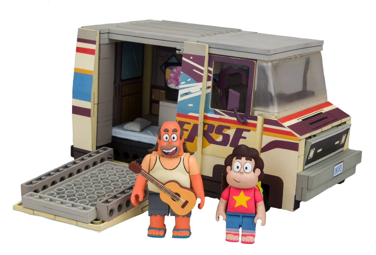 Steven Universe Large Construction Set Mr. Universe Van