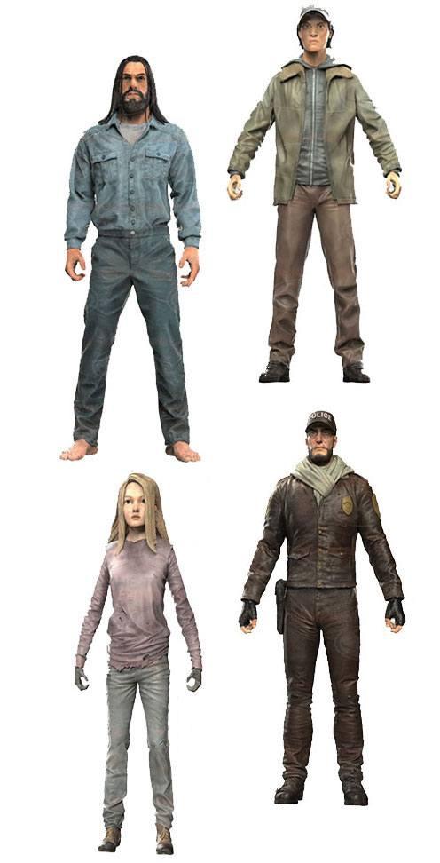 The Walking Dead Comic Version Action Figures 15 cm Series 5 Assortment (4)