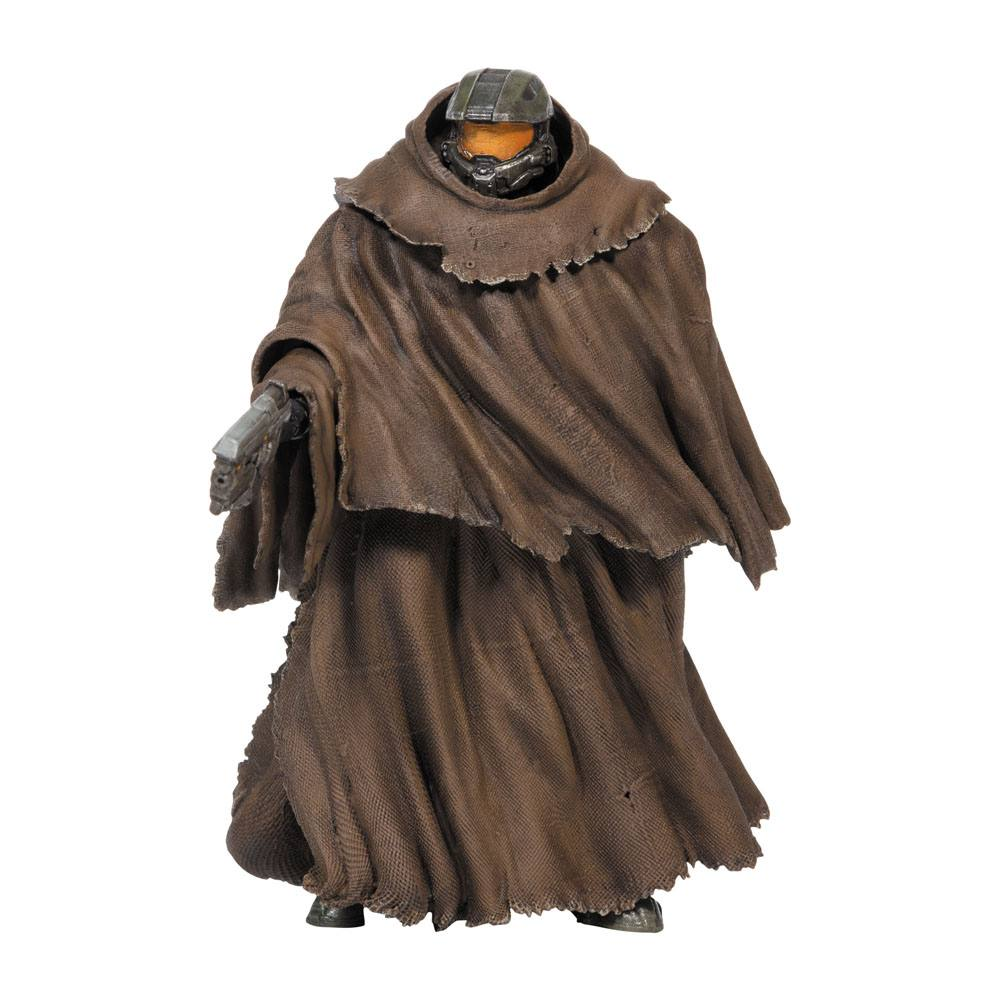 Halo Action Figure Master Chief with Cloak 14 cm