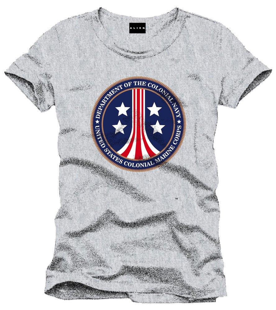 Alien T-Shirt USCMC Size XL