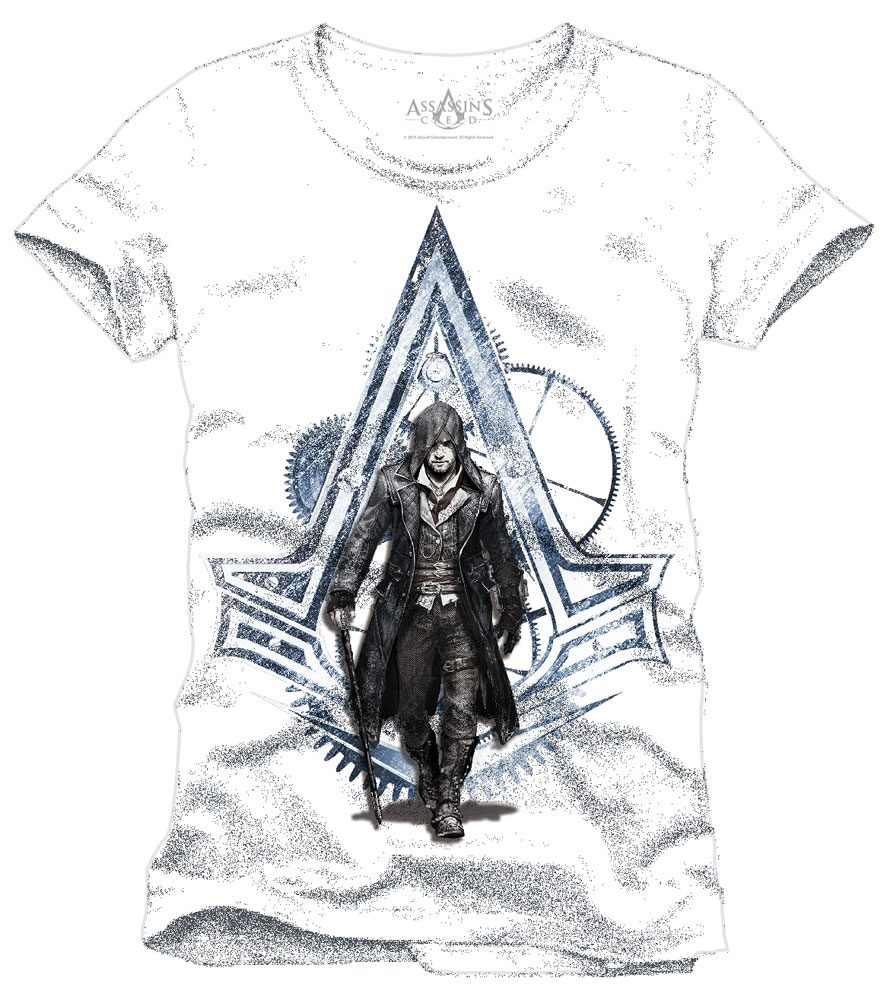 Assassin's Creed T-Shirt Mainstream Jacob Frye Size L