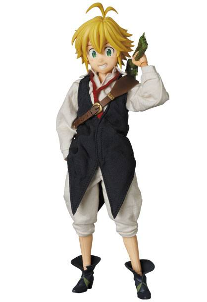 Seven Deadly Sins RAH Action Figure 1/6 Meliodas 30 cm