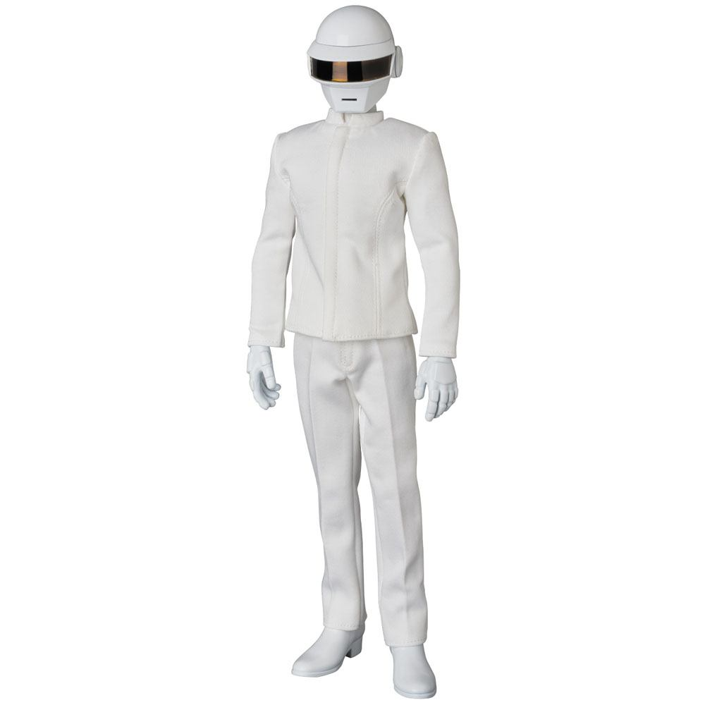 Daft Punk RAH Action Figure 1/6 Thomas Bangalter White Suit Ver. 30 cm