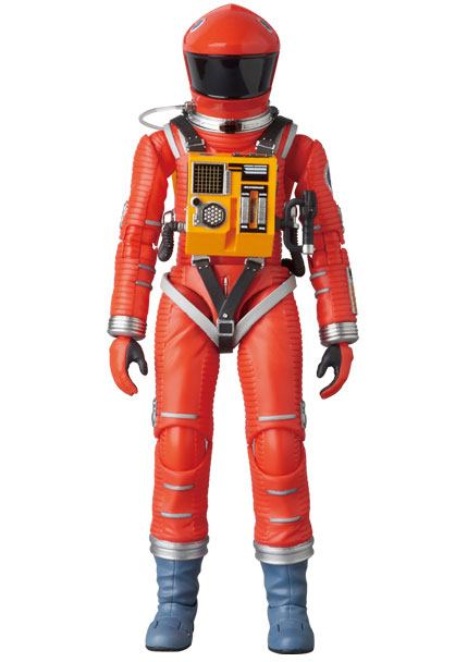 2001: A Space Odyssey MAF EX Action Figure Space Suit Orange Ver. 16 cm
