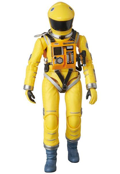 2001: A Space Odyssey MAF EX Action Figure Space Suit Yellow Ver. 16 cm